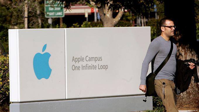 Apple testet offenbar neue Hard- und Software.