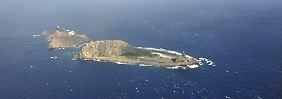 Chinesisches Flugzeug bei Senkaku: Japanische Kampfjets steigen auf