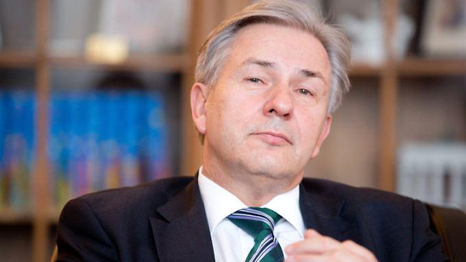 Unter Druck: Klaus Wowereit.