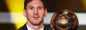 Abo als Weltfußballer verlängert: Lionel Messi schreibt Geschichte