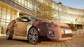 Der Kia ProCeed GT soll im Sommer auf den Markt kommen.