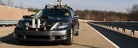 Computersteuerung im Auto: Den Fahrer nicht entmündigen