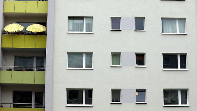 Mietwohnungen in Berlin.