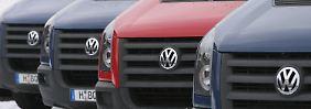 VW-Crafter-Lieferwagen