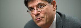 Inside Wall Street: Trubel um Jack Lew
