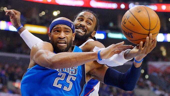 Die Clippers kauften den Mavs den Schneid ab.