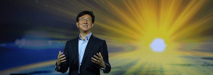 """""""Wir sollten unsere Kundenbasis breiter aufstellen"""": Stephen Woo in Las Vegas."""