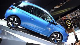 Bereits 16.000 Bestellungen: Opel beginnt Adam-Serienproduktion