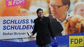 Knappes Rennen in Niedersachsen: FDP könnte Wahl entscheiden
