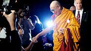Nobelpreisträger, Idol und stete Provokation: Der Dalai Lama wird 75