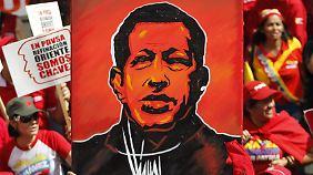 Chávez musste bereits viermal operiert werden.