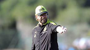 Verletzungen und Wechselgerüchte: Dortmund kommt nicht zur Ruhe