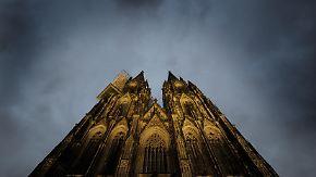 Alle fünf Minuten ein kleines Beben: U-Bahn rüttelt am Kölner Dom