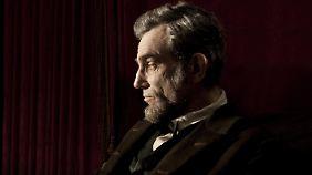 Visionär, Taktierer, Storyteller, Vater: Daniel Day-Lewis als Abraham Lincoln.