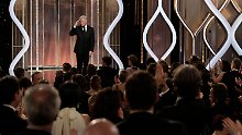 Hollywood im Globes-Fieber: Waltz und Haneke sahnen ab