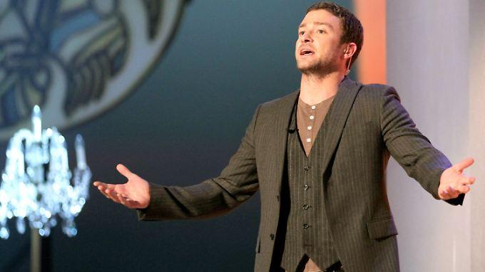 Schluss mit dem Nur-Schauspielern: Justin Timberlake macht wieder Musik.