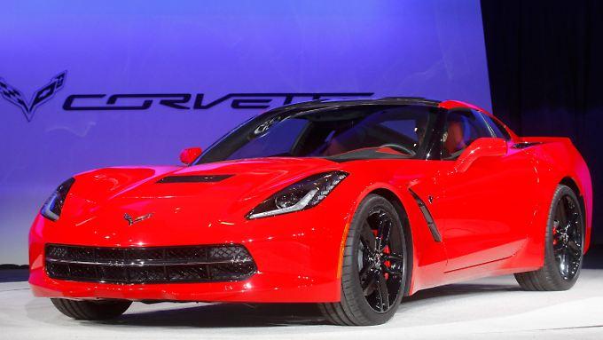 Auffallen um jeden Preis: Neue Corvette ist ein Hingucker
