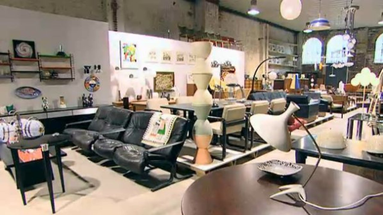 Je oller, je doller!: Vintage-Möbel neu im Trend - n-tv.de