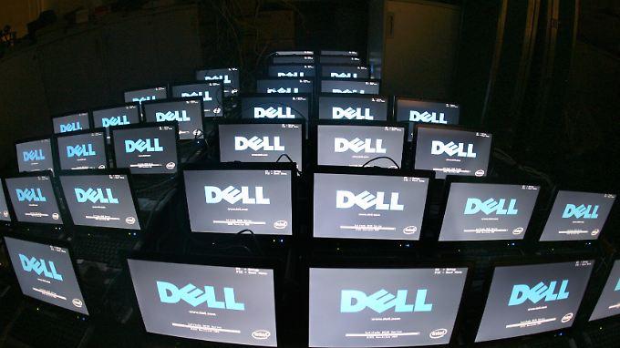 Dell: Von einer Garagenfirma zum Weltmarktführer - und bald in die Hände von Finanzinvesoren