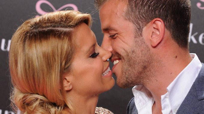 Sylvie van der Vaart will es wieder mit Rafael versuchen.