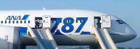 """Ist der """"Dreamliner"""" noch sicher?: Japans Fluglinien sagen Flüge ab"""