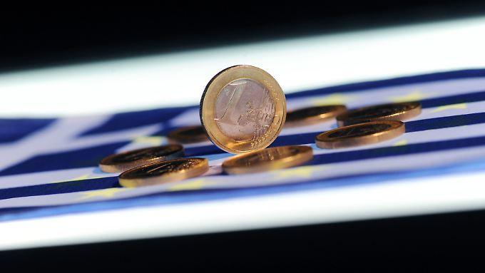 Neue Kredite zu besseren Konditionen oder ein direkter Schuldenerlass: Der IWF fordert weitere Maßnahmen von Seiten der EU.