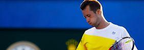 "Federer entzaubert ""Aussie""-Hoffnung: 23 Asse gegen Kohlschreiber"