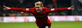 Hecking siegt bei Debüt: Bayer und Bayern siegen