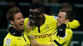 Die Dortmunder Jungs haben in der Winterpause offenbar neue Lust getankt.
