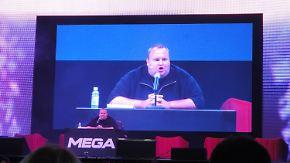 """Kim Schmitz startet """"Mega"""": USA wollen Dotcom Prozess machen"""