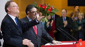 Der Wahlsieg von Stephan Weil verleiht der SPD im Bund wieder Rückenwind.