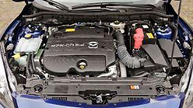 Das 2,2-Liter-Dieselkraftwerk ist mit 185 PS bestimmt keine Spaßbremse.