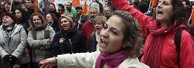 Zögerliche Privatisierungen: Athen gelobt Besserung