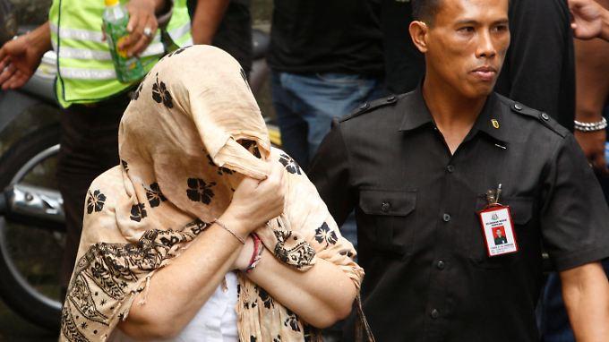 Es ist ein Albtraum: Eine 56-jährige Britin ist auf Bali zum Tode verurteilt worden. In ihrem Gepäck fand die Polizei knapp fünf Kilogramm Drogen.