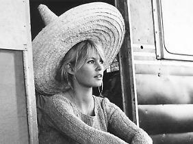 Auch sie gehörte zu den begehrten und beneideten Frauen: Brigitte Bardot, Ikone der 60er Jahre.