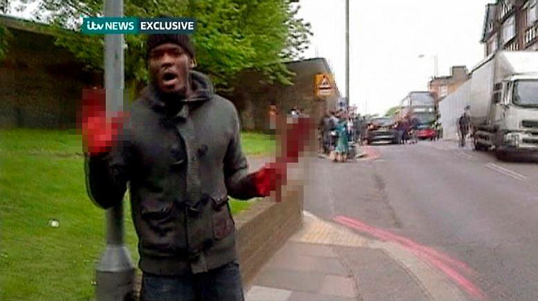 Die brutale Tötung eines Soldaten erschüttert Großbritannien.
