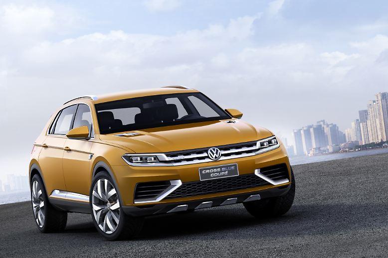 SUV ist Trend, was Trend ist, bringt massenhaft Verkäufe und mit Modellen für Massen kennt Volkswagen sich aus. Da überrascht es nicht, dass der VW-Konzern nach dem großen Erfolg des Kompakt-SUV Tiguan künftig von jeder Modellreihe mindestens ein SUV im Programm haben will.