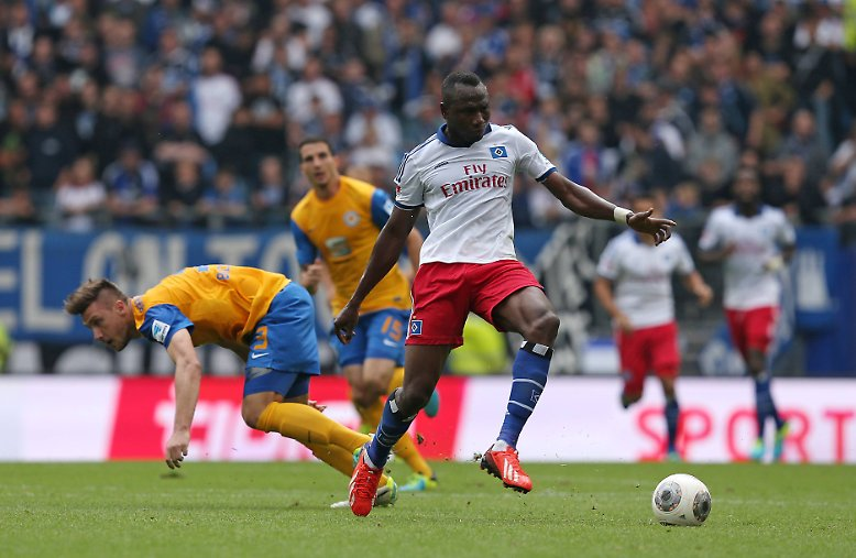 Hamburger SV - Eintracht Braunschweig 4:0 (2:0)