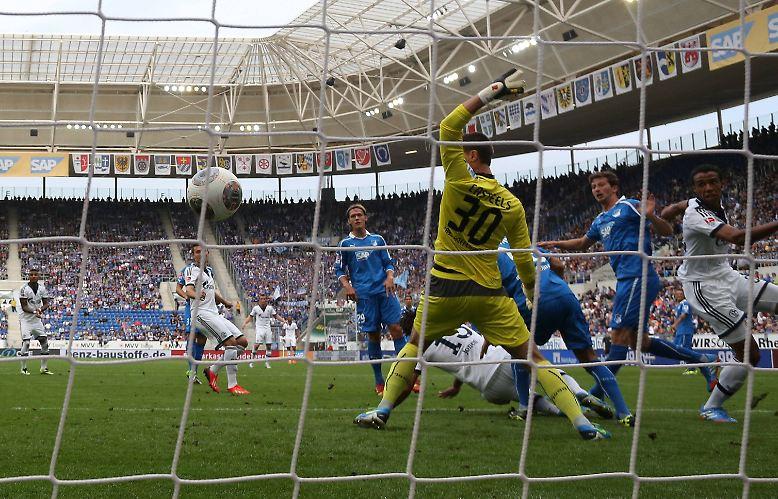TSG Hoffenheim - FC Schalke 04 3:3 (1:3)