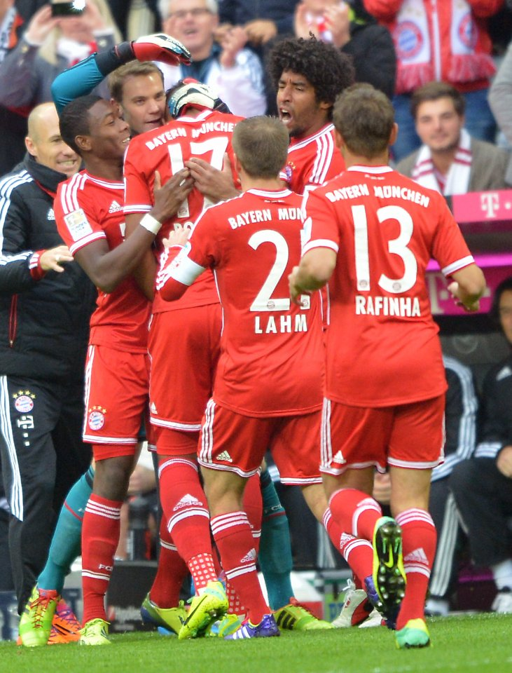 Bundesliga Torschützenkönig Rekord