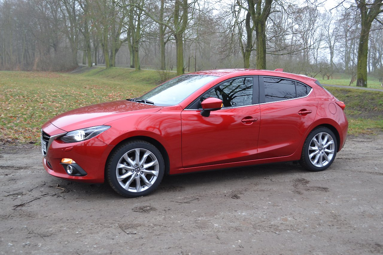 test mazda3 sports line skyactiv g 165 der tiger unter den kompakten n. Black Bedroom Furniture Sets. Home Design Ideas