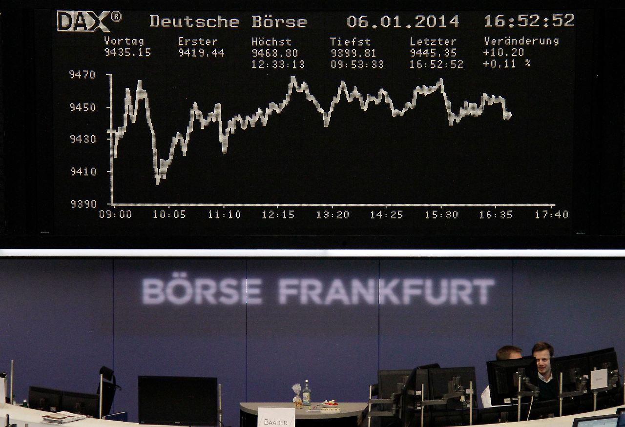 WIEN (dpa-AFX) - Die Wiener Börse hat am Freitag mit kräftigen Gewinnen geschlossen. Der ATX stieg um 3,14 Prozent auf ,49 Punkte. Auch an anderen Börsen ging es deutlich nach oben. Der ATX stieg um 3,14 Prozent auf ,49 Punkte.
