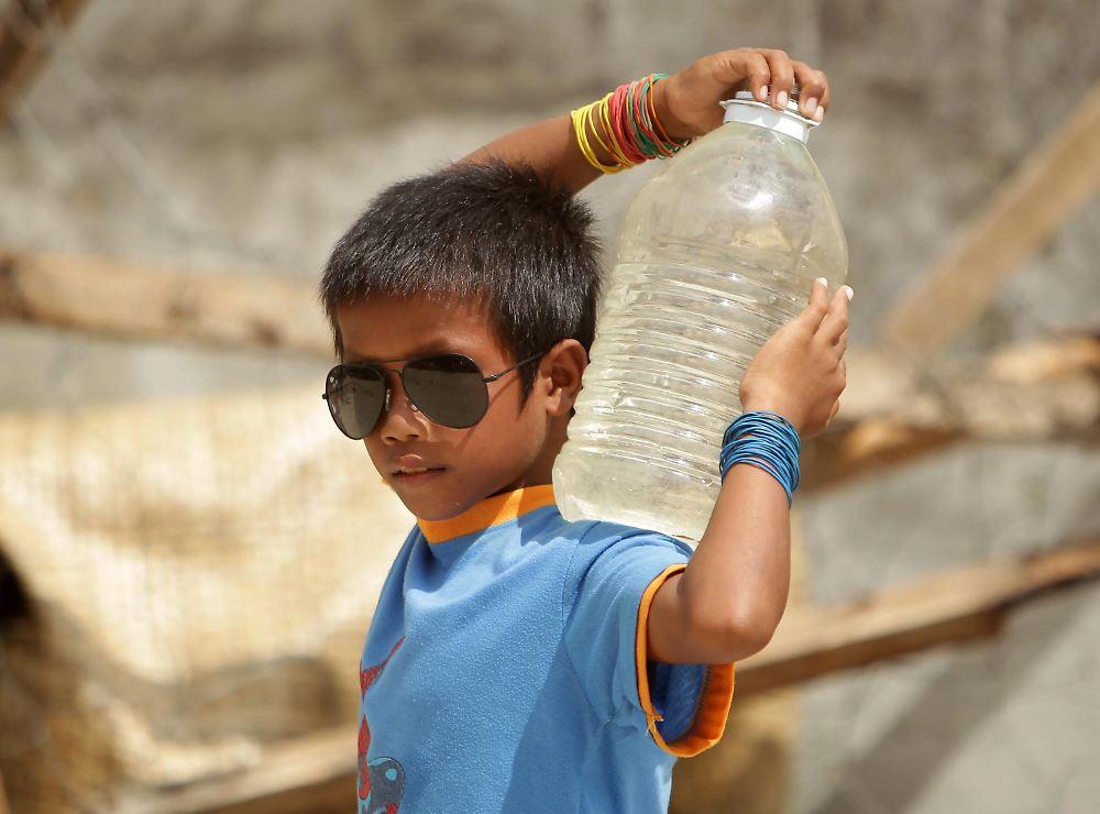 Mensch Ohne Wasser