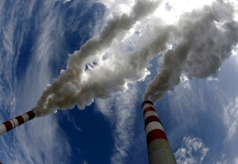 Langsam, aber sicher geht die Erde an dem vom Menschen verursachten Klimawandel zugrunde.