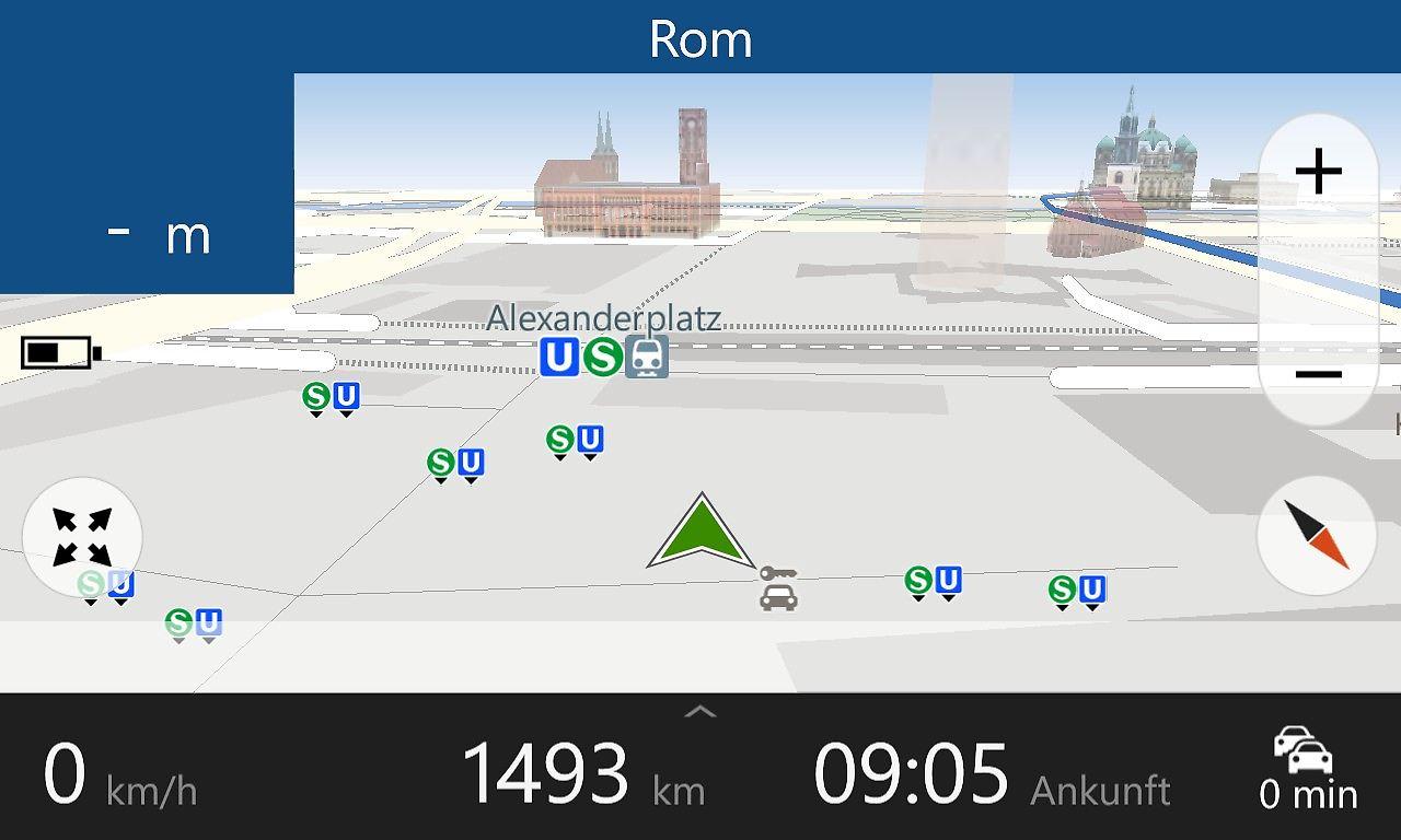 ios android und windows phone die besten navi apps f r den urlaub n. Black Bedroom Furniture Sets. Home Design Ideas