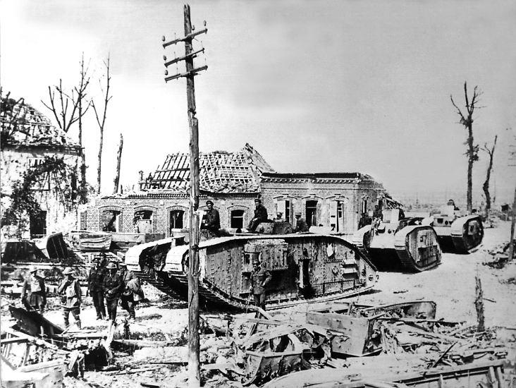 """... er ist nicht mehr nur ein abstraktes historisches Ereignis. """"Im Krieg - Der 1. Weltkrieg in 3D"""" läuft seit dem 25. September 2014 in den deutschen Kinos. (Text: Andrea Beu)"""