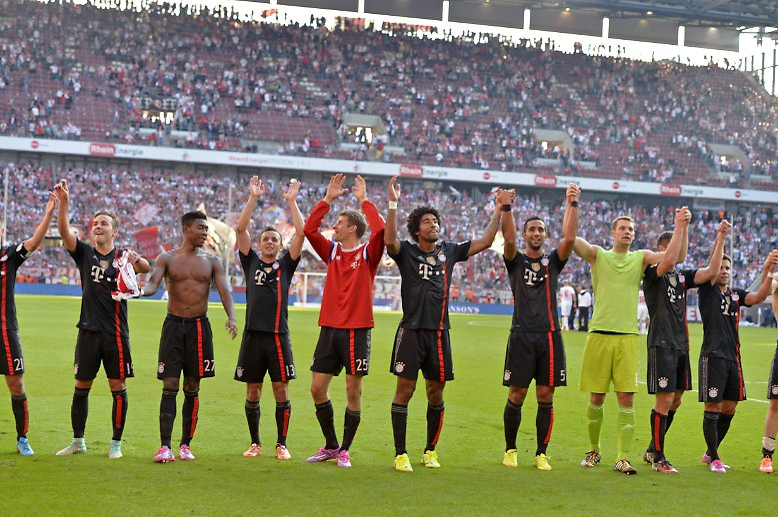 Gerüchten zufolge überlegt die DFL, Bayern München der Einfachkeit halber einfach schon jetzt zum Deutschen Meister zu erklären.