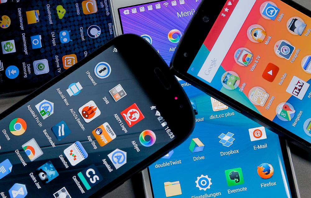 empfehlenswerte apps f r einsteiger das startpaket f r android smartphones n. Black Bedroom Furniture Sets. Home Design Ideas