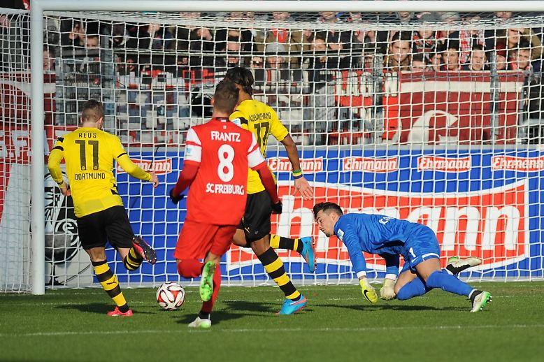 SC Freiburg - Borussia Dortmund 0:3 (0:1)