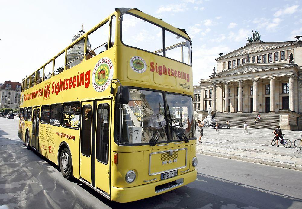 Comedy Bus Tour Berlin